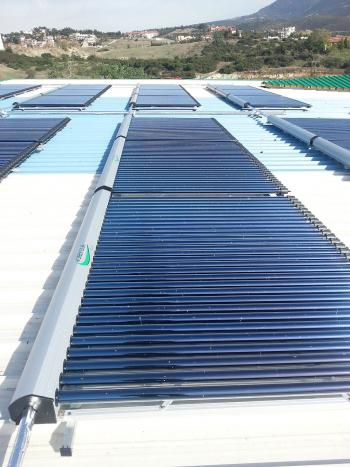 Medium-Temperature Solar Thermal