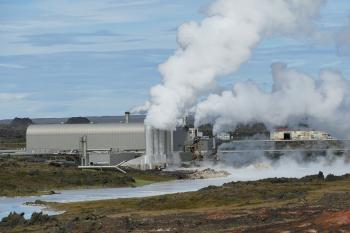 Geothermal energy to generate electricity