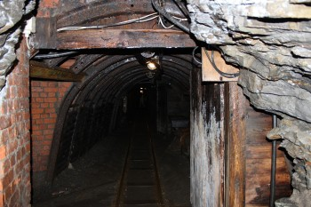 Coal mine, fossil energy source