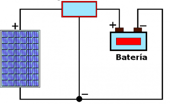 Parallel type charge controller