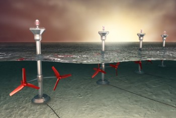Tidal energy - Outline turbines
